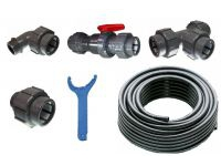 Fittings Flexibles PVC