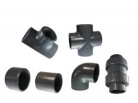 Fittings Hart-PVC