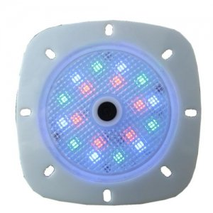 Led unterwasserscheinwerfer rgb poolbeleuchtung poolzubeh r - My perfect pool ...