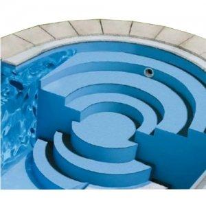 Alkorplan trittschutzfolie 165 x 100 cm adriablau for Poolfolien rundbecken