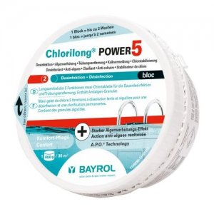 Bayrol Chlorilong POWER 5 Bloc 650 g