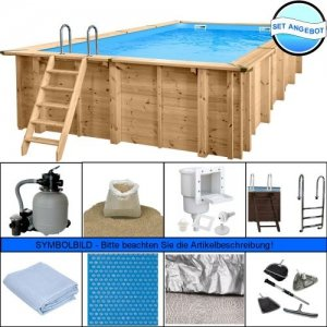 Holzpool evolution premium sets - My perfect pool ...