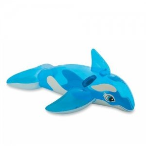 Badetier Little Whale Ride-on