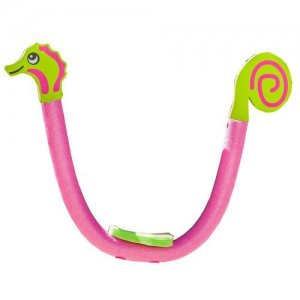 Schwimmnudel Aqua Ride-On Pink