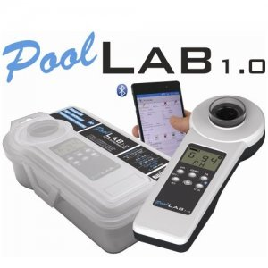 Elektronischer Pooltester PoolLab 1.0