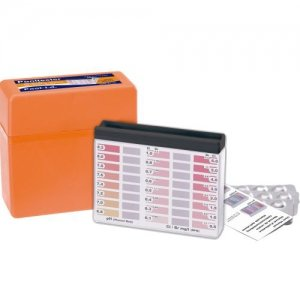 Pooltester pH / Chlor/Brom mit Testtabletten