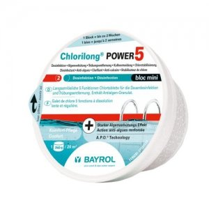 Bayrol Chlorilong POWER 5 Bloc Mini 340 g